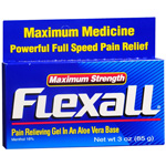 Flexall Maximum Strength Pain Relieving Gel, 3 oz