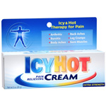Icy Hot Extra Strength, Pain Relieving Cream, 3 oz