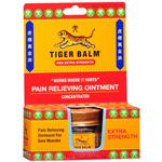Tiger Balm Extra Strength Pain Relieving Ointment, .63 oz