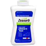 Zeasorb Super Absorbent Antifungal Powder, 2.5 oz