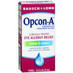 Opcon-A Itching & Redness Reliever Eye Drops, .5 fl oz