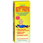Boudreaux's Butt Paste, Diaper Rash Ointment, Tube, 2 oz