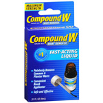 Compound W Liquid Wart Remover, 0.31 fl oz