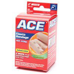 "ACE 3"" Elastic Bandage with Clips"