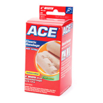 "ACE 4"" Elastic Bandage with Clips"