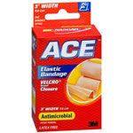 "ACE 3"" Elastic Bandage with Hook Closure"