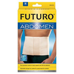 FUTURO Surgical Binder and Abdominal Support, Medium