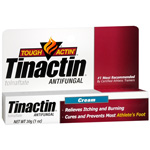 Tinactin Antifungal Cream, 1 oz