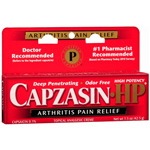 Capzasin HP Arthritis Pain Relief, Creme, 1.5 oz
