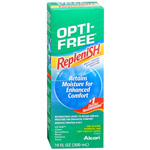 Opti-Free RepleniSH Multi-Purpose Disinfection Solution, 10 fl oz