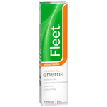 Fleet Mineral Oil Enema, Latex Free, 4.5 fl oz