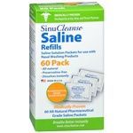 SinuCleanse 60-packet Refill