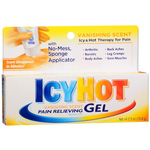 Icy Hot Pain Relieving Gel, 2.5 oz