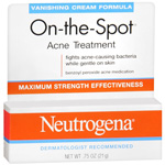 Neutrogena On-the-Spot Acne Treatment, Vanishing Formula, .75 oz