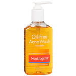 Neutrogena Oil-Free Acne Wash Salicylic Acid Acne Treatment, 6 fl oz