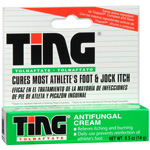 Ting Athlete's Foot and Jock Itch Cream, .5 oz