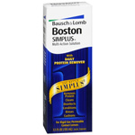 Boston Bausch & Lomb SIMPLUS, 3.5 oz