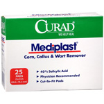 Curad Mediplast Value Pak, 25 pack