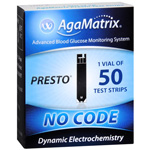 Wave sense Presto, Test Strips, 50 ea