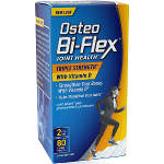 Osteo Bi-Flex Joint Shield Formula with Vitamin D Easy to Swallow Caplets, 80 caplets