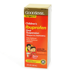 Good Sense Children's Ibuprofen Oral Suspension, Berry, 8 fl oz