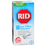 RID Lice Killing Shampoo, 4 fl oz (118 ml)