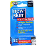 New-Skin Liquid Bandage, First Aid Liquid Antiseptic, 0.3 oz