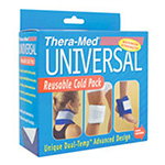 Thera-med universal reusable cold pack of size: 5 X 9 1/2 inches, small