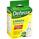 Debrox Earwax Kit Removal Aid .5 oz
