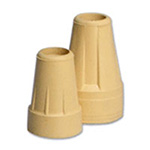 Apex-Carex Extra Large Crutch Tips, Size: 7/ 8 Inches, Model No : A952