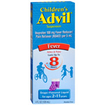 Advil Children's Suspension Grape - 4 Oz