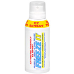 Freeze It Advanced Pain Relief Therapy Spray, 4 oz