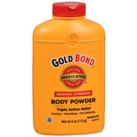 Gold Bond Medicated Powder - 4 oz