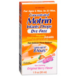 Motrin Pain Reliever/Fever Reducer, Infants' Drops, Berry Flavor, 1 oz