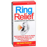 Ring Relief Homeopathic Ear Drops, 0.5 oz
