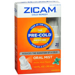 Zicam Cold Remedy Plus Oral Mist Arctic Mint - 1 oz