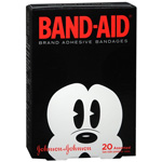 Band-Aid Children's Adhesive Bandages Mickey Adhesive Assorted, 20 ea