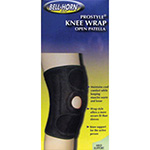 Bell-Horn ProStyle Knee Wrap Open Patella, Universal