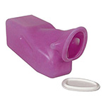 DMI Female Urinal with Leak-Resistant Lid