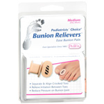 Pedifix Bunion Reliever Toe Spreader Medium - 2 Ea