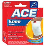 Ace Knitted Knee Support, Large