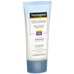 Neutrogena Ultra Sheer Dry-Touch Sunscreen SPF 55, 3 oz