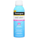 Neutrogena Wet skin Sunscreen Spray, SPF 30, 5 oz