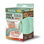 Bed Buddy Aromatherapy BBF1995 Hot & Cold Fresh- Green