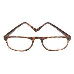 Windmill Reading Glasses 1/2 Eye Tortoise Shell, 1.75, #729C
