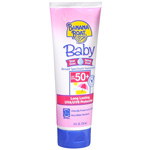 Banana Boat Baby Sunscreen Lotion, Tear Free, SPF 50, 8 oz