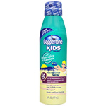 Coppertone Continuous Spray Kids, SPF 50, 6 oz