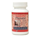Pregnancy Plus Prenatal Multivitamins, 60 tablets