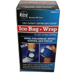 Compression Ice Bag with Wrap Strap - 1 Ea