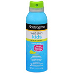 Neutrogena Wet Skin Kids Sunscreen Spray, SPF 70, 5 oz